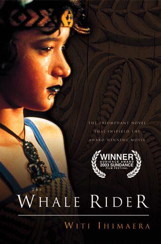 The Whale Rider by Witi Ihimaera, Robert Burns Fellow