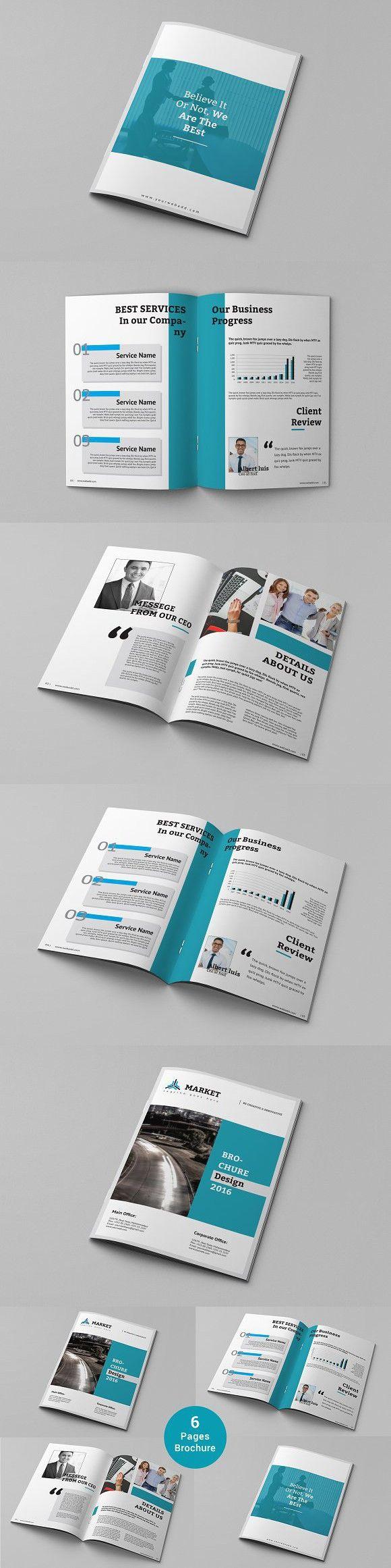 Best Keynote Templates Images On Pinterest - Keynote brochure template