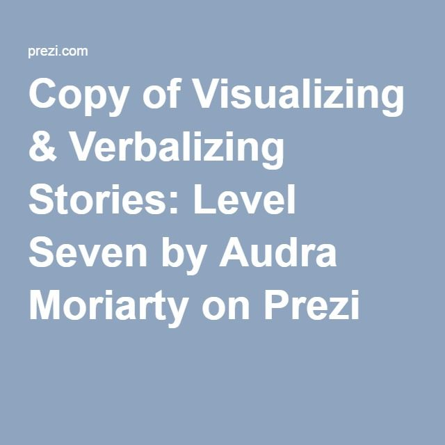 """visualizing verbalizing Visualizing and verbalizing lindamood-bell """"if i can't picture it, i can't understand it""""-albert einstein symptoms of weak concept imagery p 29 difficulty with critical, logical, abstract thinking and problem solving written language comprehension oral language comprehension following directions expressing language orally expressing."""