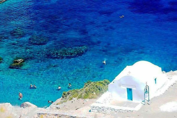 "Amorgos island, ""wonderful Greece"""