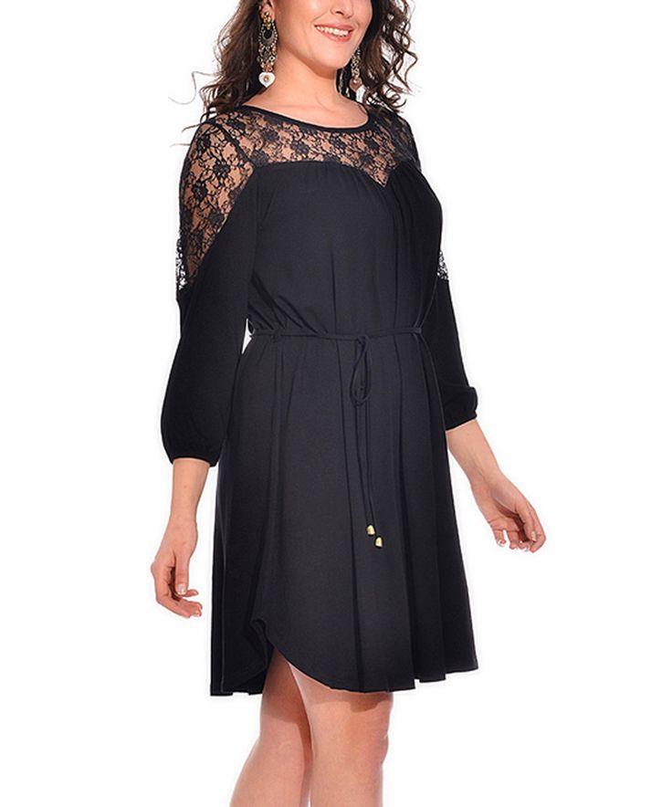 Plus vinyl dress zulily