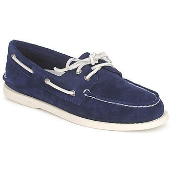 ON SALE NOW Men's boat shoes for summer by Sperry Top Sider @rubbersole