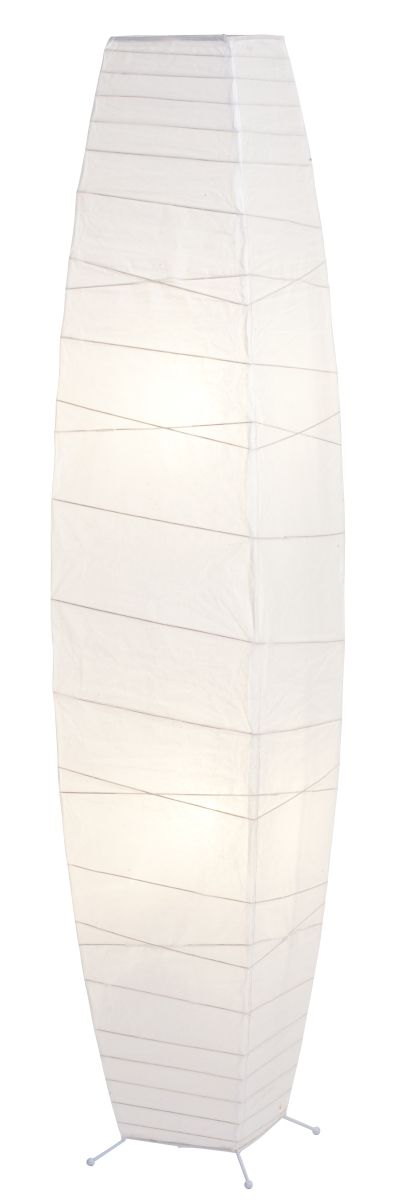 Stehleuchte 2-flg. Papyrus weiß Jetzt bestellen unter: https://moebel.ladendirekt.de/lampen/stehlampen/standleuchten/?uid=a92b5edb-a2dd-50fc-9c6d-6d396888c8f0&utm_source=pinterest&utm_medium=pin&utm_campaign=boards #stehlampen #leuchten #lampen #stehleuchten Bild Quelle: www.wohnorama.de