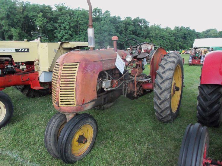 Cockshutt 30 tractor