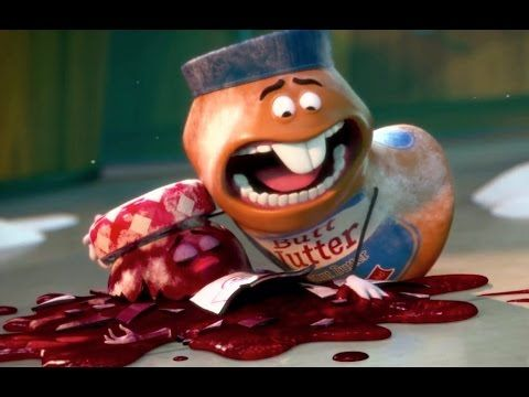 Groceries die horrible deaths in the second trailer for Sausage Party - Movie News | JoBlo.com