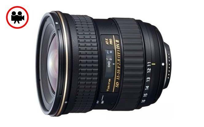 Tokina 11-16mm Geniş Açı Objektif  • Canon EF Mount Uyumlu  • ASPHERICAL (APS-C) Sensörlerle uyumlu  • Maksimum Diyafram: f/2.8  • Minimum Diyafram Açıklığı: f/22  • Optik Yapısı: 13 Element / 11 Grup  • Görüş Açısı: 104° – 82°  • Minimum Netleme Mesafesi: 30cm  • Macro Oranı: 1:11.6  • Netleme Modu: İçerden Netleme  • Diyafram Yaprak Sayısı: 9  • Filtre Çapı: 77 mm  Rezervasyon & Bilgi için: 0533 548 70 01 info@filmekipmanlari.com…