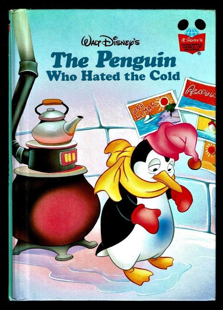 Disneys wonderful world of reading book the penguin who