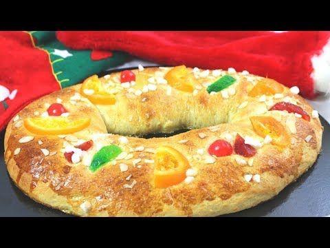 Receta de Roscón de Reyes | Cooking Chef de Kenwood - YouTube