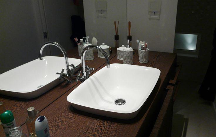 ... Bagno su Pinterest  Tende da doccia, Specchi da bagno e Docce a
