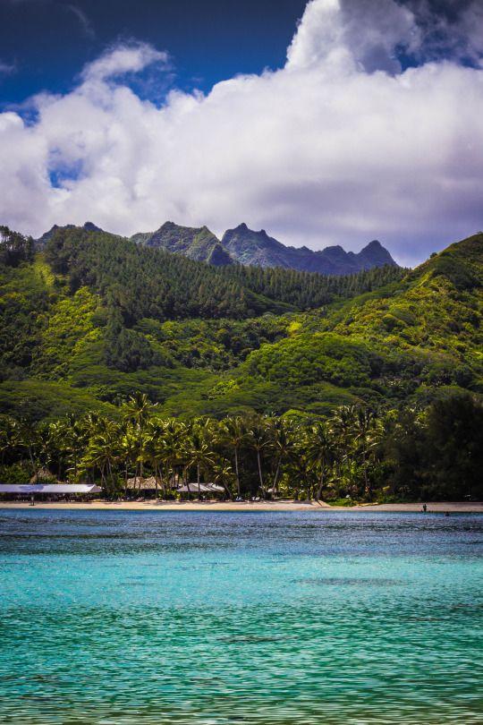 Rarotonga, Cook Islands | New Zealand (by Brandon McCaughey)