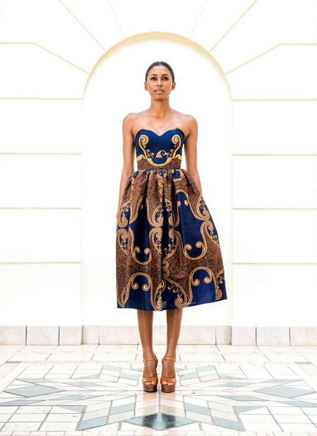 african fashion - Taibo Bacar