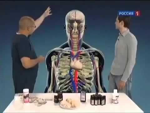Как Омега 3 действует  на внутренние органы