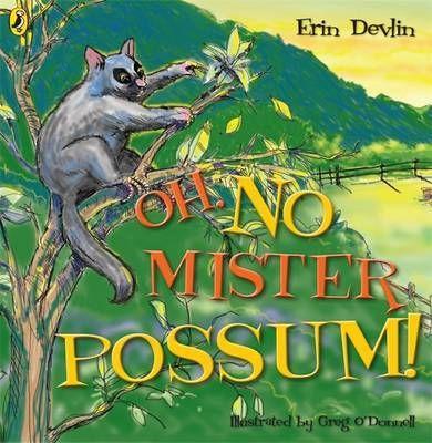Oh No Mister Possum (Book + CD) by Erin Devlin