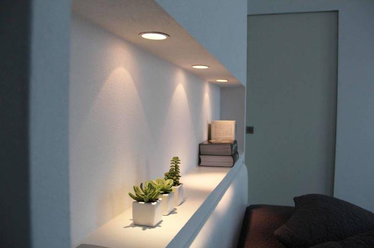 illuminazione letto (di Elisa Rizzi & Ilaria Charrier architetti)