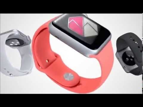 Apple Watch- 'Colors' Commercial - YouTube