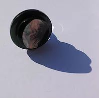collezione Vintage, anello regolabile con bottoni vintage. Pezzo unico