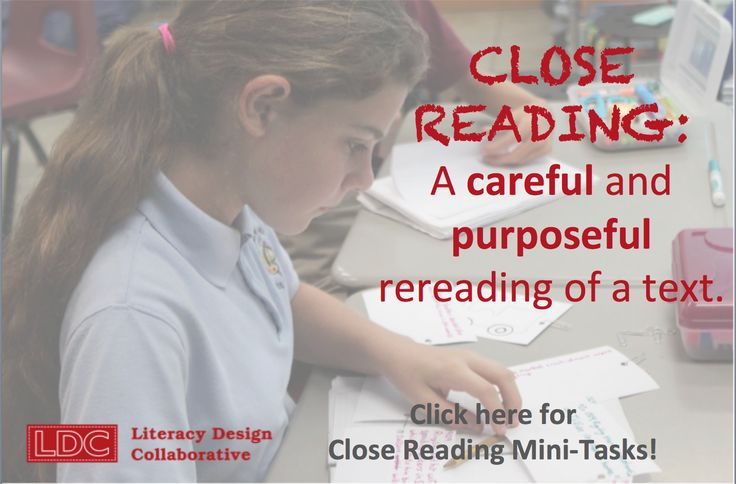 What will close reading look like in your classroom this year? Log in to LDC CoreTools to find close reading mini-tasks today! http://bit.ly/1IHi3hf