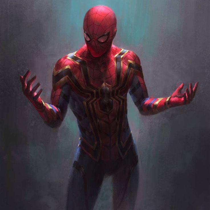 Spiderman 2099 [Stark Enhanced Suit]