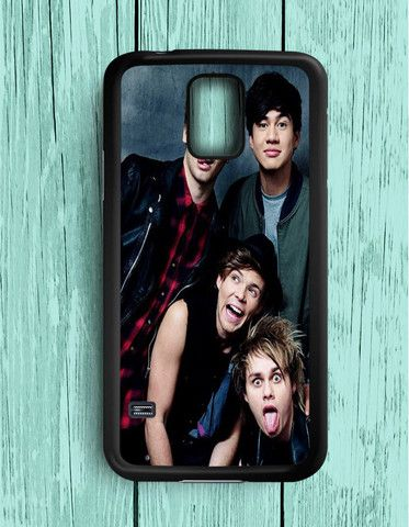 5 Second Of Summer Funny Band Music Samsung Galaxy S5 | Samsung S5 Case