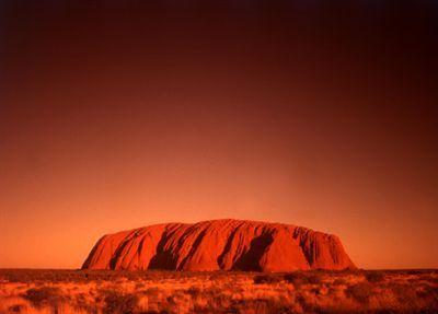Ayers Rock, NT