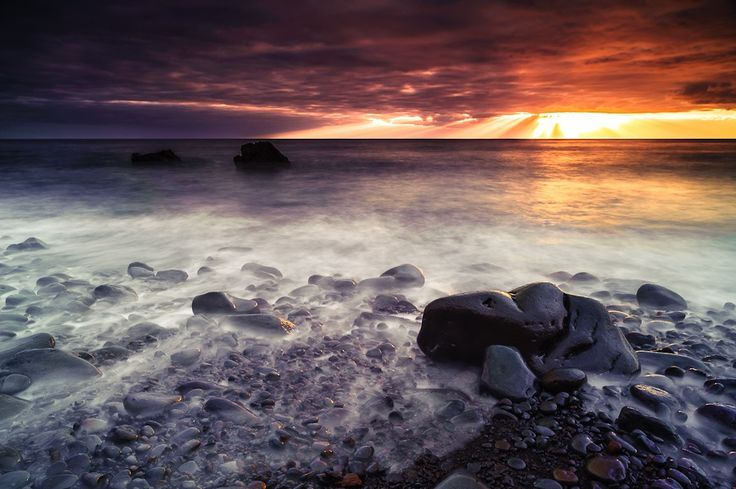 Photograph Madeira Sunset, Jardim do Mar by Magnus Larsson on 500px