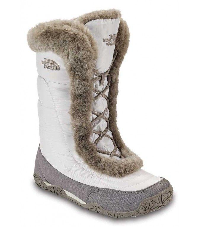 botas de nieve north face mujer