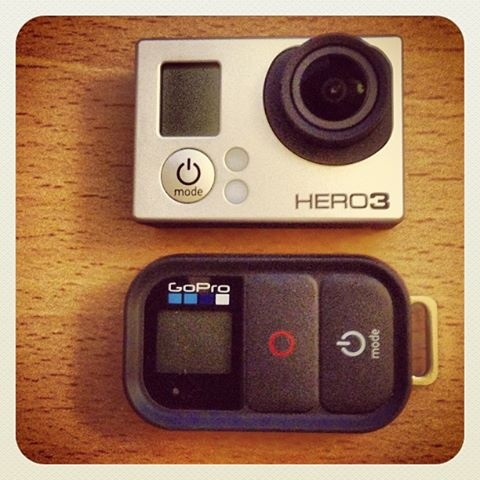GoPro Hero3 - Smile Please