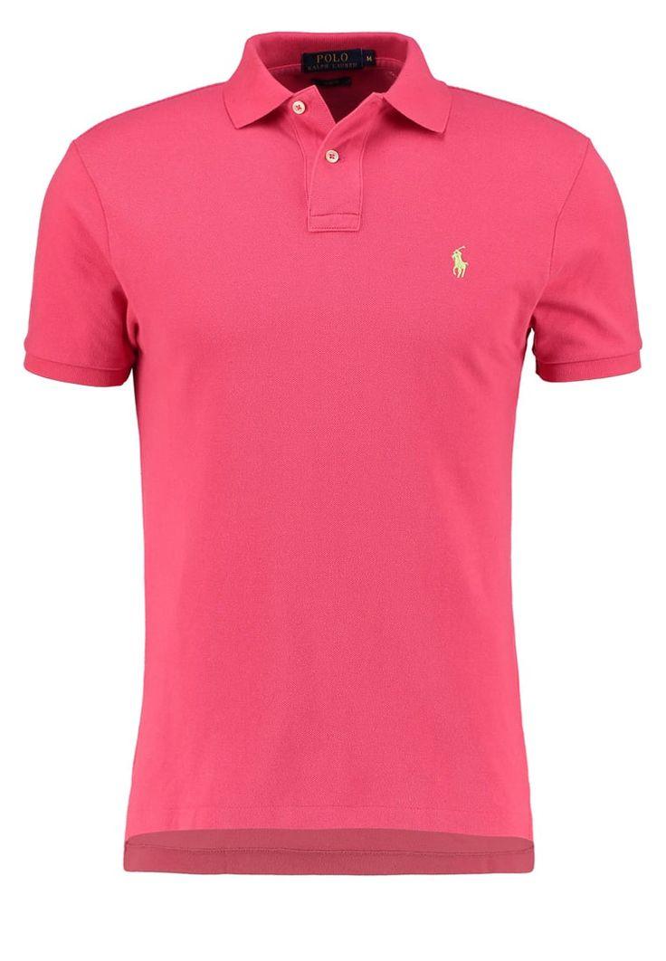 Polo Ralph Lauren SLIM FIT Poloshirt tropic pink Premium bei Zalando.de | Material Oberstoff: 100% Baumwolle | Premium jetzt versandkostenfrei bei Zalando.de bestellen!