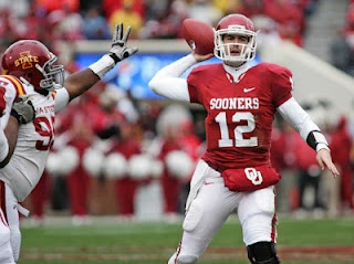 Oklahoma quarterback Landry Jones was named to his fourth national award's preseason watch list Friday afternoon as Allstate Sugar Bowl announced its Big 12 quarterbacks on the Manning Award's watch list. Jones is one of just three finalists for the award last season to return in 2012 and Friday's announcement marks the third straight year that the Artesia, N.M., native has appeared on the preseason list.