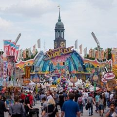 Sommerdom Summer Fair in Hamburg expects 30 million visitors despite recent violence