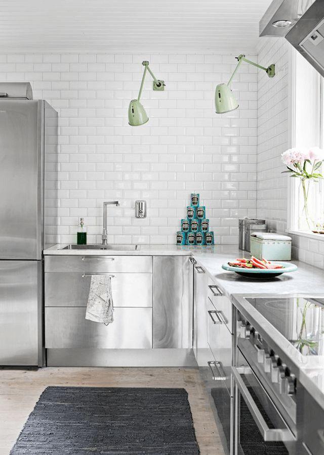Die 25+ besten Ideen zu Kücheneinrichtung schwedisch auf Pinterest ...   {Schwedische kücheneinrichtung 75}