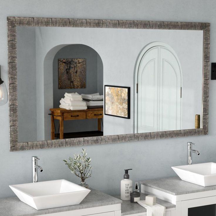 Eisen Bathroom Vanity Mirror Alpine 6th St House In 2019