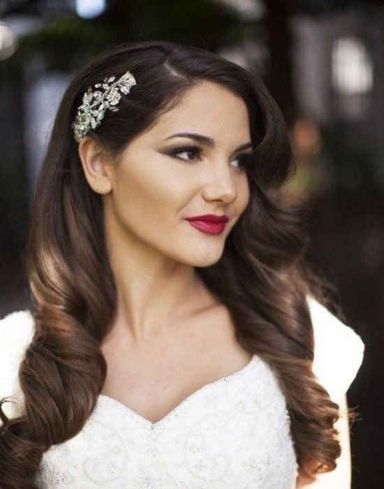 2091 best Hair Makeup images on Pinterest Wedding hairs Hair