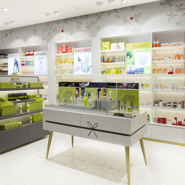 Beauty Bar in Manila by Blocher Blocher Partners