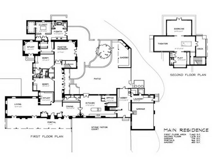 1323 best images about c on pinterest mansion for Tiny castle house plans