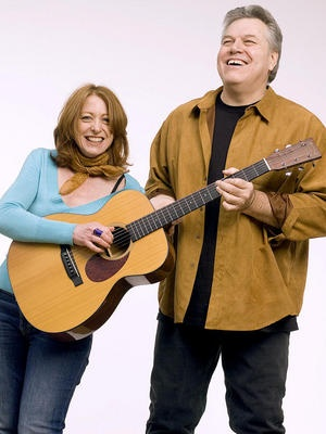 Katherine Wheatley and Wendell Ferguson are great friends. And great musicians, individually. And a source of joy, together. They made -- and make -- us smile. A lot. (2007)