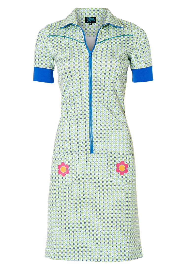 Tante Betsy retro dress retro jurkje