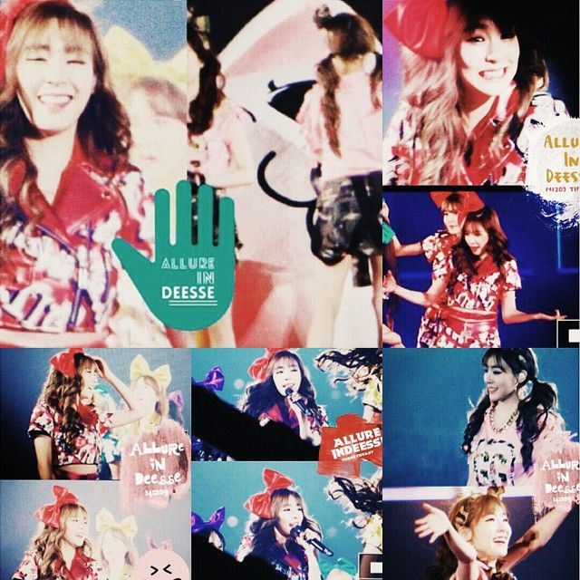 [PREVIEW] 141209 Tiffany - Girls' Generation The BEST Live in Tokyo Dome