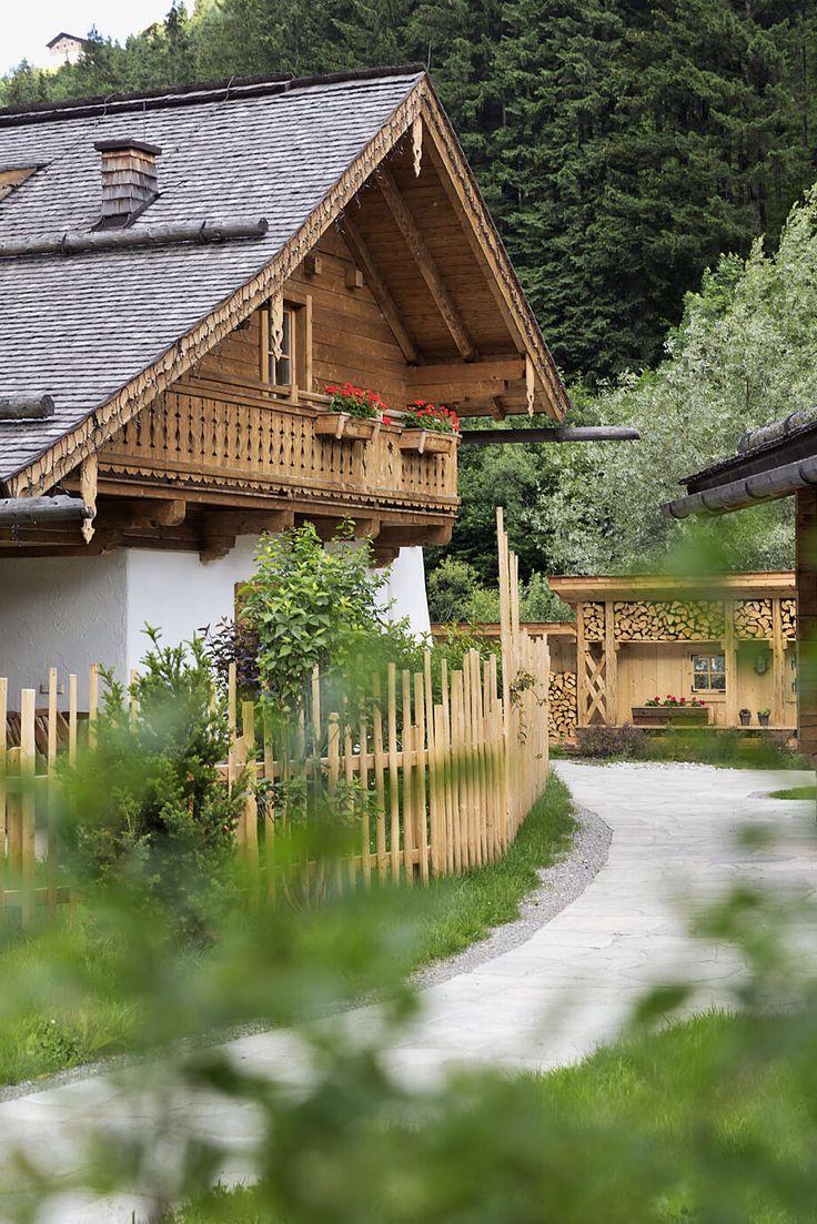 Urlaub im Luxus-Chalet // Holidays in the luxury chalet