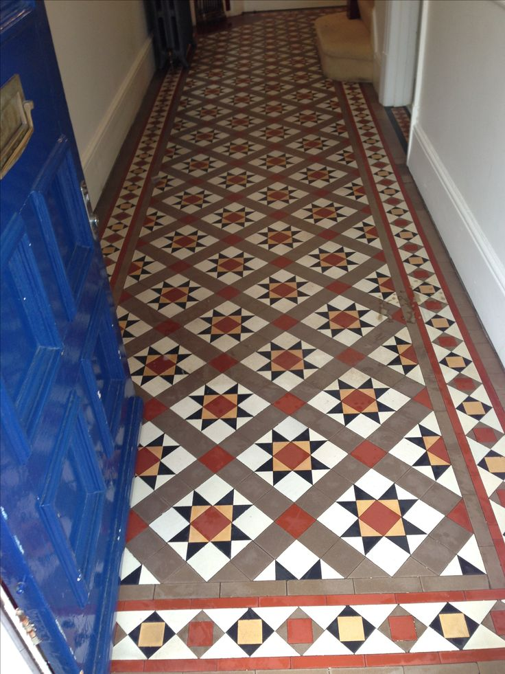 38 Best Victorian Edwardian Tile Restoration Images On Pinterest