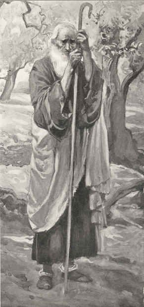 The Prophet Obadiah ~ James Tissot - c1888