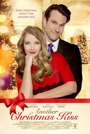 Another Christmas kiss (2014) Elisabeth Rohm, Elisabeth Harnois, Adam Mayfield. Jenna Kingston didn't go into work expecting to be swept off her feet. But when a handsome stranger encounters her in the elevator and notices the mistletoe hanging above them, sparks fly as he leans in for a kiss. There's just one problem: Jenna learns that this man is Cooper Montgomery, her boss's brother. 7/12/14