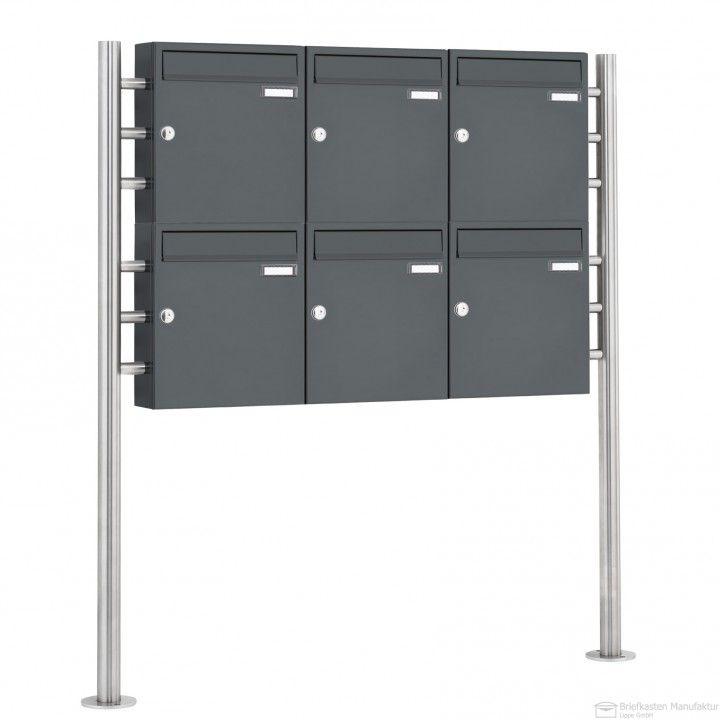 ber ideen zu briefkastenanlage auf pinterest. Black Bedroom Furniture Sets. Home Design Ideas