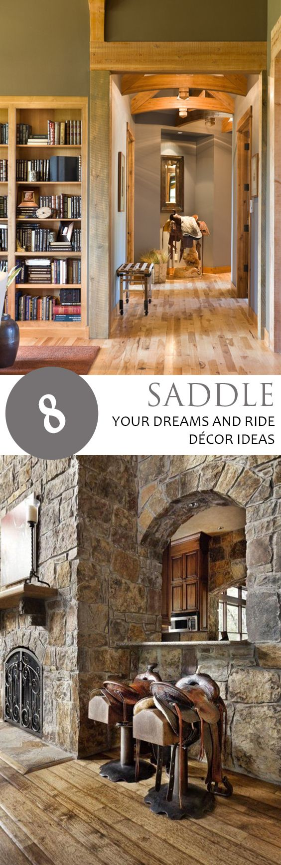 8 Saddle Your Dreams and Ride Dcor