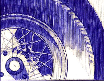 "Check out new work on my @Behance portfolio: ""Car pen sketches nr. 1-8"" http://be.net/gallery/53041735/Car-pen-sketches-nr-1-8"