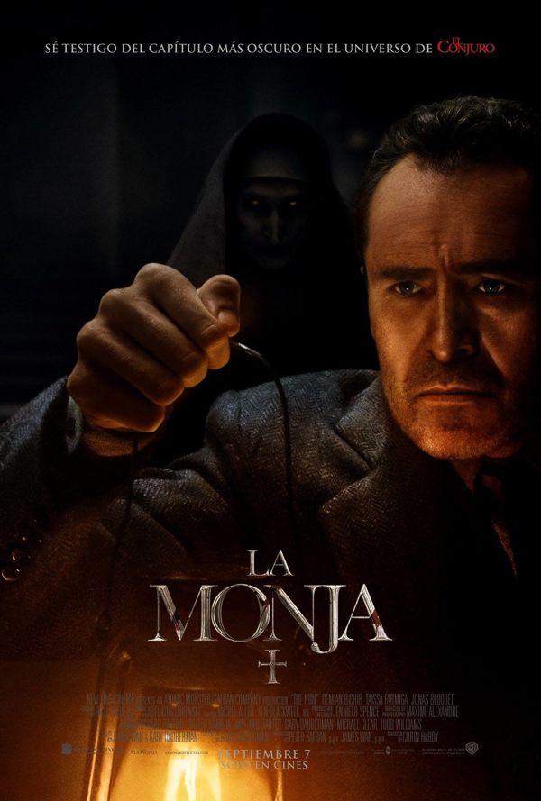 Im Horror Sequel The Nun Wird Die Geschichte Der Damonischen Nonne Erzahlt Die Zuletzt In The Conjuring 2 Movie Posters Free Movies Online Full Movies Online