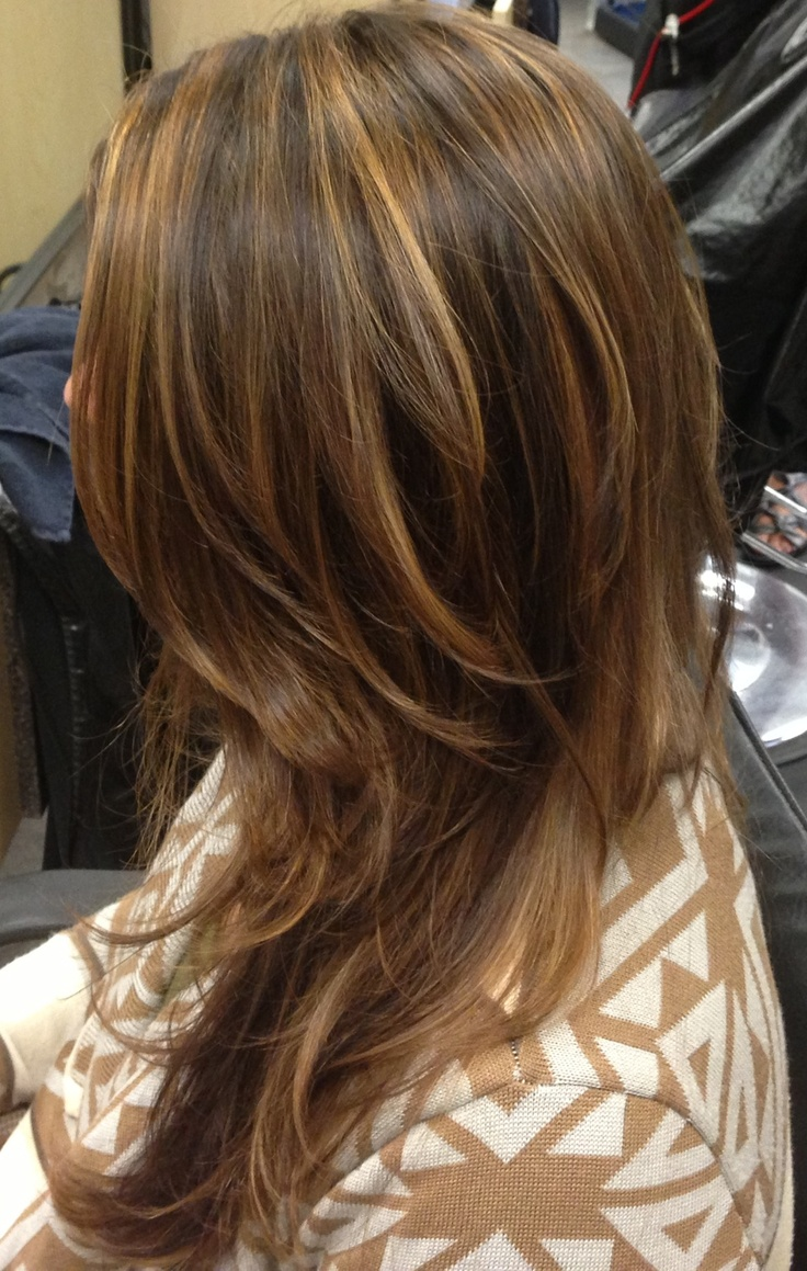 Balayage Hair Color Pictures