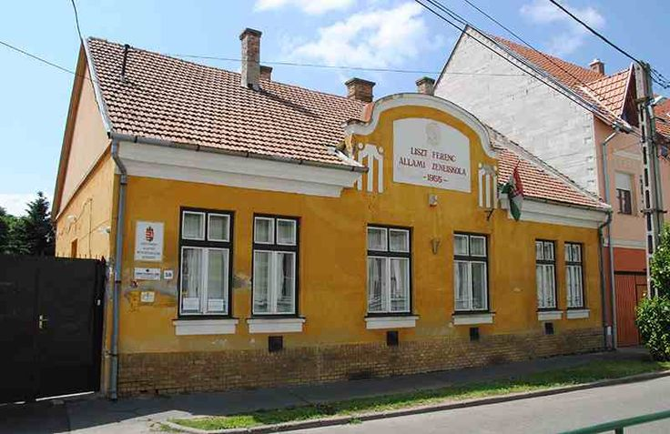 Liszt Ferenc Zeneiskola