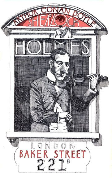Klaus Ensikat (Illustrationen) | Sherlock Holmes Wiki | Fandom powered by Wikia