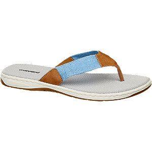 Schuhe günstig kaufen | Graceland Zehentrenner für Women in blau |